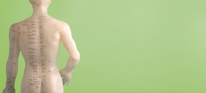 Massage des méridiens ou acupressure